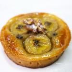 sampo - バナナの焼きタルト