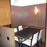 日本料理 会席小久保 - テーブル席