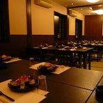 日本料理 会席小久保 - 2階席
