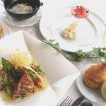 レストラン・サン・クゼール - 料理写真:地方料理、スペイン地方
