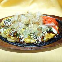 福寿亭 - トン平焼 730円