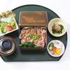 レストラン朝霧 - 料理写真:和牛ステーキ重【2580円】