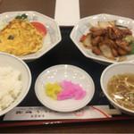 Shinnagataikkanrou - 日替わり定食