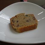 星音 - 蕎麦粉のパウンドケーキ