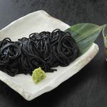 華屋 - 竹炭麺「まっくろけ」