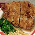 48206130 - 揚げチキン麺