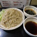 足立製麺所 - 料理写真:特盛り_2016/03