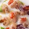 テラットリアエッフェ - 料理写真:瀬戸内 天然真鯛のカルパッチョ