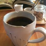 カフェ戸田日和ラボ - 食後のコーヒー
