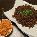 矢場CHINA - 矢場CHINA(愛知県名古屋市中区大須)烏龍 黒炒飯と特製クリスピースパイス