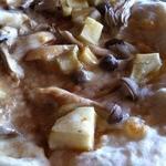 ラス - Kinoko's Pizza