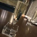 矢場CHINA - 矢場CHINA(愛知県名古屋市中区大須)ポールスター 450円 ※スパーリングワイン