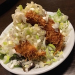 矢場CHINA - 矢場CHINA(愛知県名古屋市中区大須)前菜の盛り合せ〜トリパリ