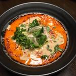 矢場CHINA - 矢場CHINA(愛知県名古屋市中区大須)極み担担麺(1号)850円