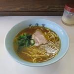 48218803 - 並カレーラーメン(麺固め)