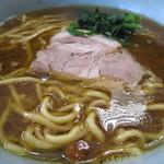 48218807 - 並カレーラーメン(麺固め)アップ