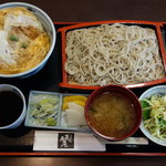 長寿庵 - 料理写真:これで1,050円は安いでしょ?