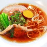 空 - 煮干醤油拉麺