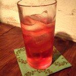 フレンチバール coucou - 2010夏カクテル たんたかクランベリー 700えん