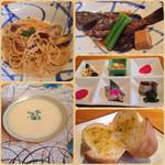 千鳥旅館 粟屋 - 料理写真: