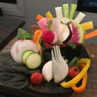 農家さま直送の新鮮『湘南野菜』