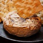 アンプール - カマンベールチーズステーキ