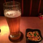 まつり - 生ビール480円