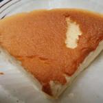 レコパン - ミルキーなスフレチーズケーキ(1/4カット162円)