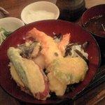 あっぱれ天風 - 日替り丼ランチ