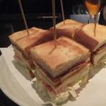 BAR 和香 - サンドイッチ