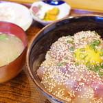 海鮮丹後 あみの食堂 - 料理写真:あみの丼