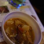 MASUYA MEAT&CRAFT BEER - もつ煮