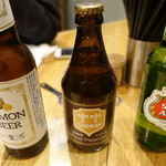 SUPER MEN - LEMON BEER/CHIMAY/STELLA ARTOIS