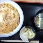 鈴木屋料理店 - 料理写真:親子丼