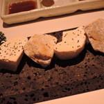 溶岩焼肉ダイニング bonbori - フォアグラ