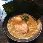 麺処 つち田 - 料理写真:ラーメン味玉+のり4枚
