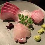 酢重DINING - 『お刺身3種盛り合わせ』