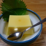 相撲茶屋 両國 - ☆最初に玉子豆腐が冷んやりです☆