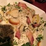 48240755 - 『ロメインレタスとかりかりベーコンのサラダ』