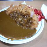 国味 - 料理写真:カツカレー