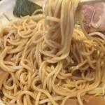 江川亭 - 麺混ぜ混ぜ
