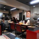 香港 贊記茶餐廳 - 2016.2:店内