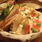 車 - 鍋用の野菜