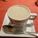 モノリス - フランにごぼうのスープ