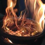 炭火焼肉 敏 -