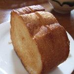木のいえ - Bランチ の パン