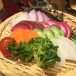 日本酒スローフード 方舟 - 野菜スティック