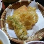 五條 - 天ぷら