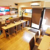 スープカレー 米KURA - 店内風景