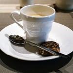 Bois des  Fee's - 食後のコーヒー